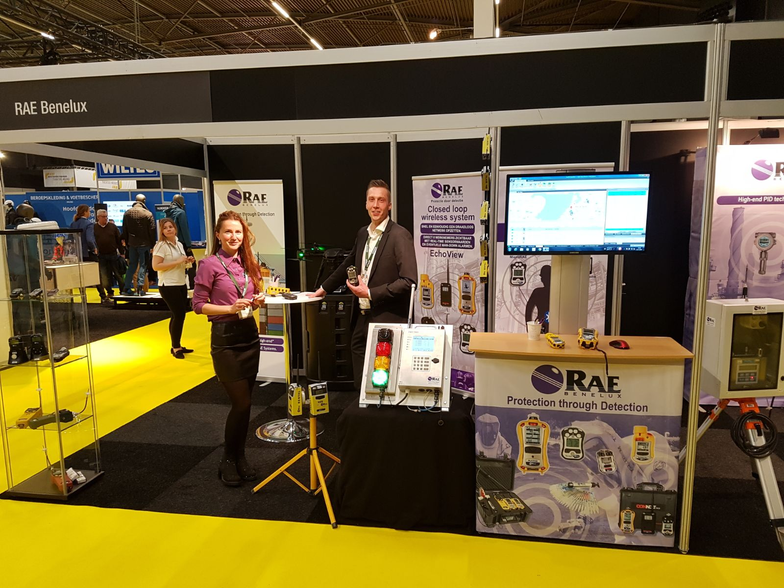 RAE Benelux op de Safety&Health@Work